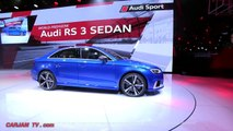 AUDI Sport RS3 at Paris Motor Show 2017 - 2017 NCR TV HD
