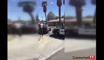 ABD'de silahlı saldırı: 2 polis ölü, 1 polis yaralı