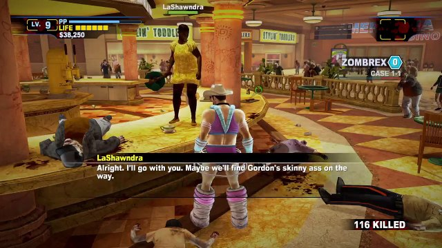 Dead Rising 2 Off the record PS4 (The Walking Dead) {Bootleg Version} (36)