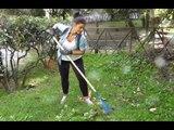Napoli - I volontari ripuliscono il parco dei Colli Aminei (08.10.16)