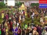 Garba celebration in Ahmedabad during Navratri festival