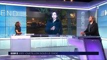 Viry-Châtillon sous haute surveillance après l'attaque de deux voitures de police
