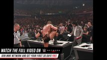 Randy Orton vs. Triple H - Last Man Standing WWE Title Match: WWE No Mercy 2007 on WWE Network