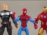 spiderman figurines, jouets spiderman, jouets pour les enfants
