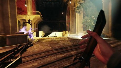 Daring Escapes Gameplay Trailer de Dishonored 2