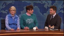 """SNL 43, Tina Fey and Jimmy Fallon SNL """"Undecided Voters"""" Sketch"""