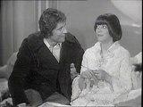 Mireille Mathieu et Sacha Distel - Sketch « Tricot » ( Top à Sacha Distel, 11.03.1972 )