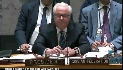 UNSC 08/10/2016 Syrie Venezuela pour le projet de résolution de la Russie