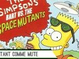 D�couverte (Live) : The simpsons bart vs Space mutants