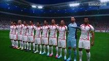 2018 WORLD CUP QUALIFIERS - TUNISIA v GUINEA - PES 2017