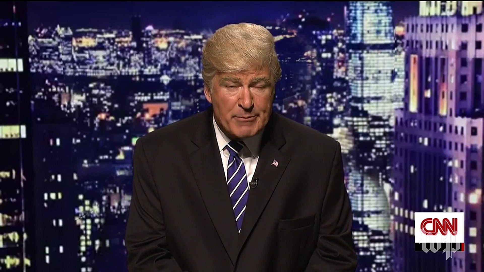 The many faces behind SNL's Donald Trump