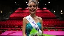 Magdalène Chollet, nouvelle Miss Poitou-Charentes, heu-reu-se!
