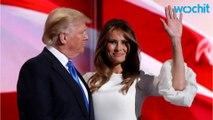 Melania Trumps Responds To Audio Leaks