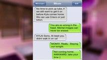 Top 25 Funny Moms Texts Messages Fails