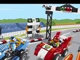 LEGO Juniors Race Car Rally, Lego Cars Toys For Kids