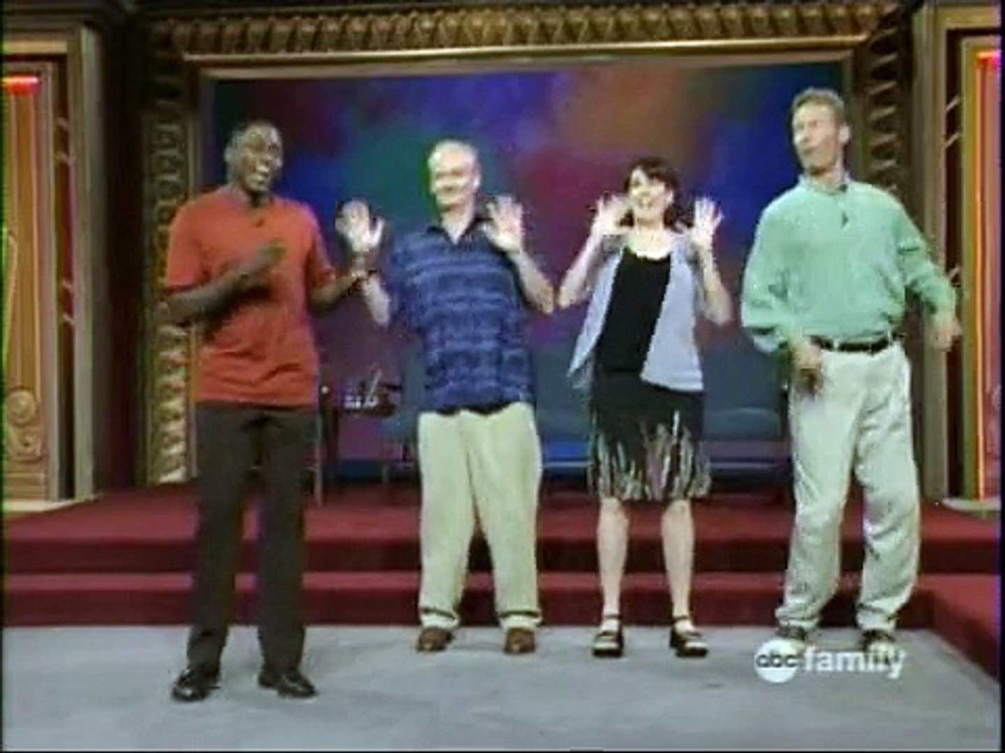 Whose Line Is It Anyway S 2 E 15 Denny Siegel