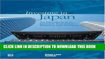 [PDF] Investing in Japan: an introduction to Japanese real estate business and practices Full Online