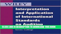 [PDF] Interpretation and Application of International Standards on Auditing Full Collection