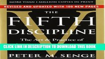 [PDF] The Fifth Discipline: The Art   Practice of The Learning Organization Popular Colection