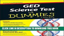 [PDF] GED Science For Dummies Full Colection