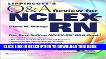 Collection Book Lippincott s Q A Review for NCLEX-RN® (Lippincott s Review for Nclex-Rn)