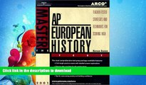 READ  Arco Master the Ap European History Test 2001: Teacher-Tested Strategies and Techniques for