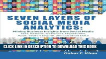 Collection Book Seven Layers of Social Media Analytics: Mining Business Insights from Social Media