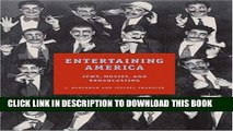 [PDF] Entertaining America: Jews, Movies, and Broadcasting Popular Colection