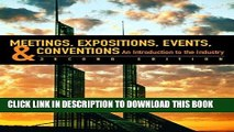 [PDF] Meetings, Expositions, Events   Conventions (2nd Edition) Popular Colection