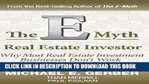 Collection Book The E-Myth Real Estate Investor