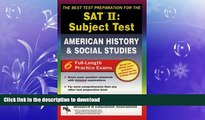 READ  SAT II: United States History (REA)  -- The Best Test Prep for the SAT II (SAT PSAT ACT