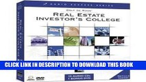 [PDF] Dolf De Roos  Real Estate Investor s College: Real Estate Investing for Everyone (13 Audio