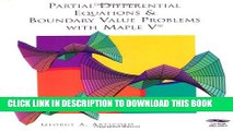 [PDF] Partial Differential Equations   Boundary Value Problems with Maple V Full Colection