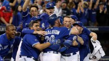 Blue Jays Sweep Rangers, Advance to ALCS