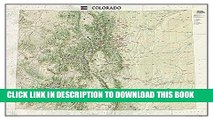 Collection Book Colorado [Laminated] (National Geographic Reference Map)