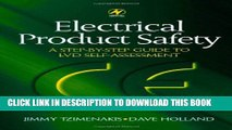 New Book Electrical Product Safety: A Step-by-Step Guide to LVD Self Assessment