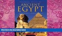 Big Deals  Cultural Atlas of Ancient Egypt, Revised Edition (Cultural Atlas Series)  Best Seller