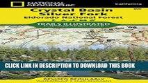 New Book Crystal Basin, Silver Fork [Eldorado National Forest] (National Geographic Trails