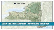 New Book New York [Laminated] (National Geographic Reference Map)