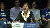 L'hommage d'Ingrid Betancourt à Nicolas Sarkozy