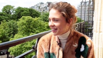 """Interview """"Allongez-vous"""" avec Emily Marant"""