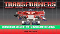 [Read PDF] Transformers: Identification and Price Guide Download Online
