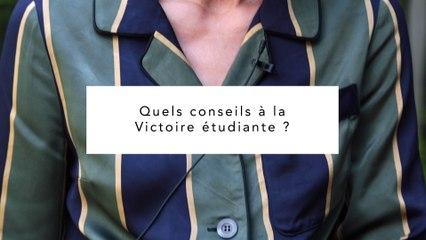 """Interview """"Conseil du futur"""" avec Victoire de Pourtalès"""