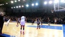 Match Basket Landes - Tarbes en Ligue féminine de basket-ball