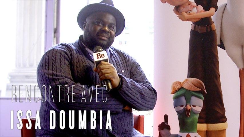 Cigognes & Compagnie : interview d'Issa Doumbia a.k.a Pigeon le Relou