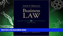 FULL ONLINE  Smith and Roberson s Business Law (Smith   Roberson s Business Law)