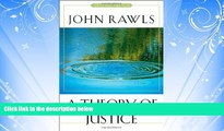 different   A Theory of Justice: Original Edition (Oxford Paperbacks 301 301)
