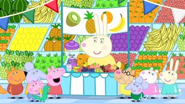 Peppa Pig English Full Episode | Season 4 | Fruit