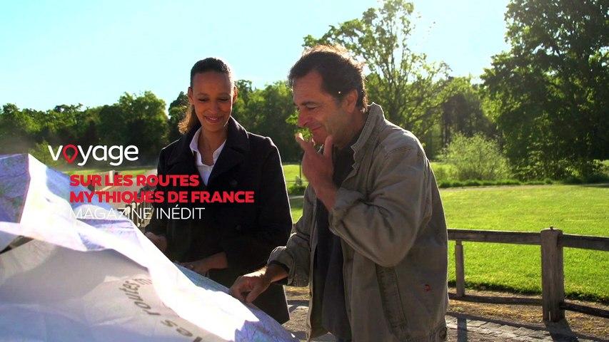 """Bande Annonce """"Sur les Routes Mythiques de France"""""""