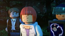 LEGO Jurassic World ׃ The Indominus Escape Part 5